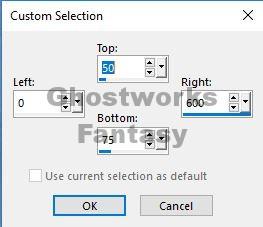 Custom Selection